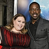 This Is Us Cast at Chrissy Metz's Breakthrough Premiere