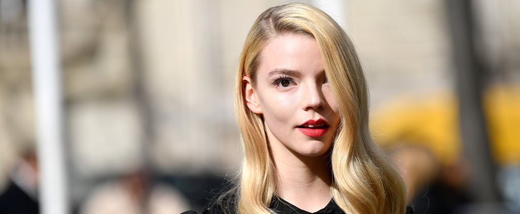 What Is Anya Taylor-Joy's Natural Hair Colour?