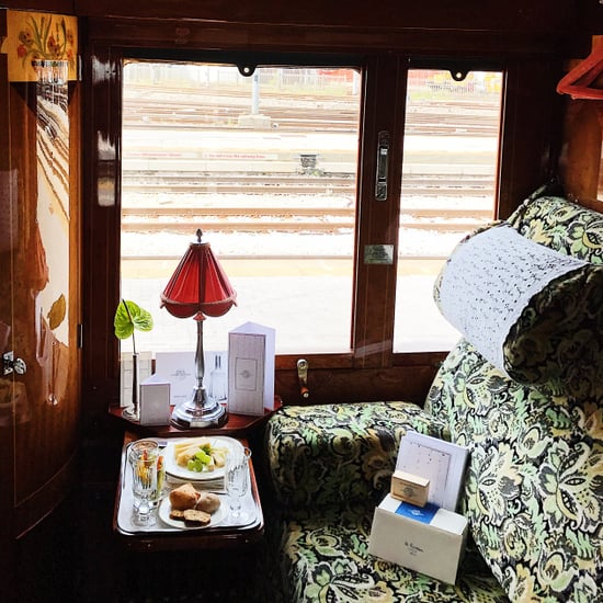 Perks on the Orient Express