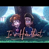 9. Animated Short Film 'In a Heartbeat'