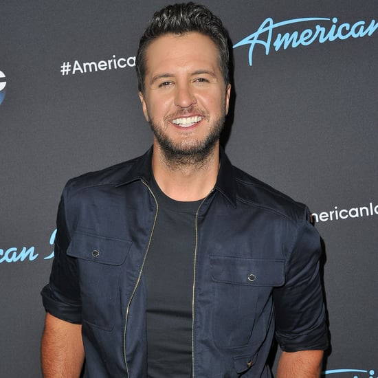 Sexy Luke Bryan Pictures