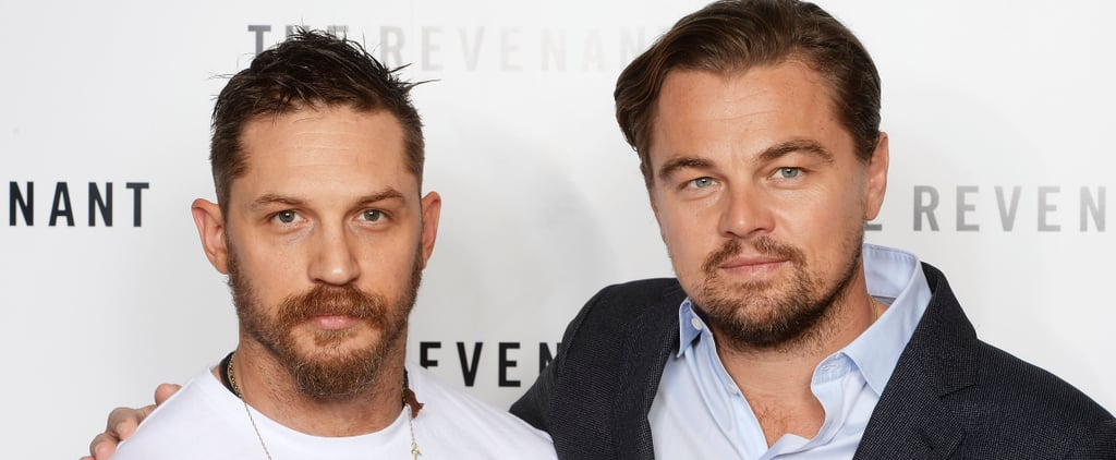 Tom Hardy Just Paid Homage to Leonardo DiCaprio in the Most Permanent Way