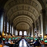 Boston Public Library, MA