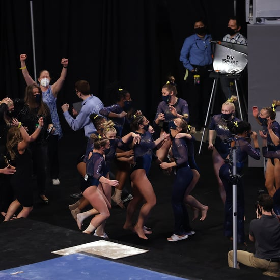 2021 NCAA Women's Gymnastics Championship Winners