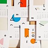 Poketo 2020 Wall Art Calendar