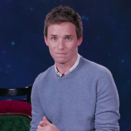 Eddie Redmayne's Hufflepuff PSA Video 2016