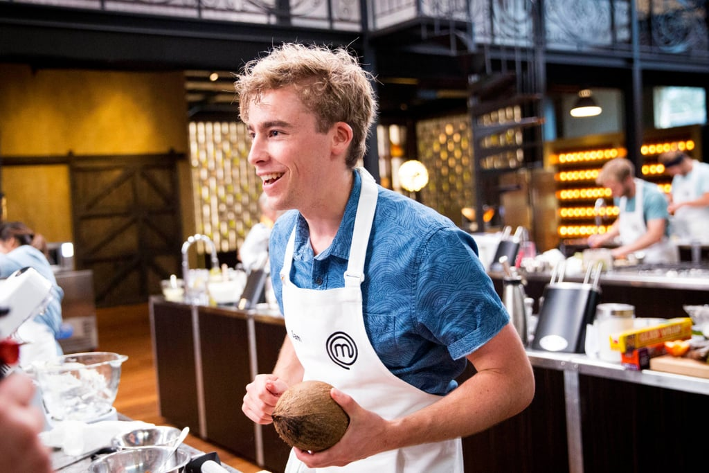 """Sam on His Emotional MasterChef Exit: """"I Was Sad to Leave That Group of People"""""""
