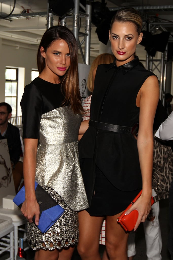 Jodi Gordon and Laura Dundovic at Ellery