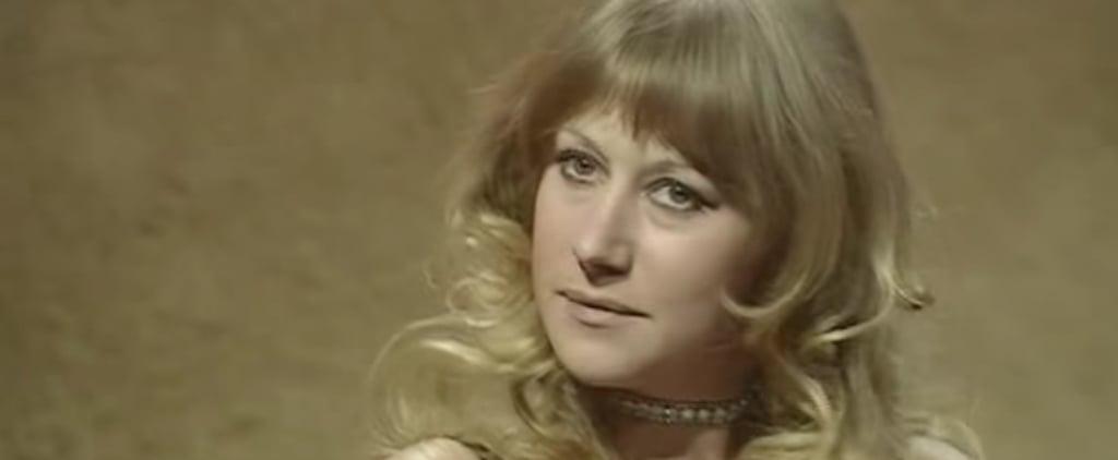 Watch Helen Mirren School a Sexist Talk Show Host With Grace in This 1975 Interview