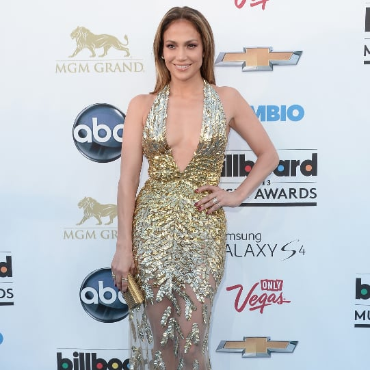 Jennifer Lopez Dress Billboard Awards 2013