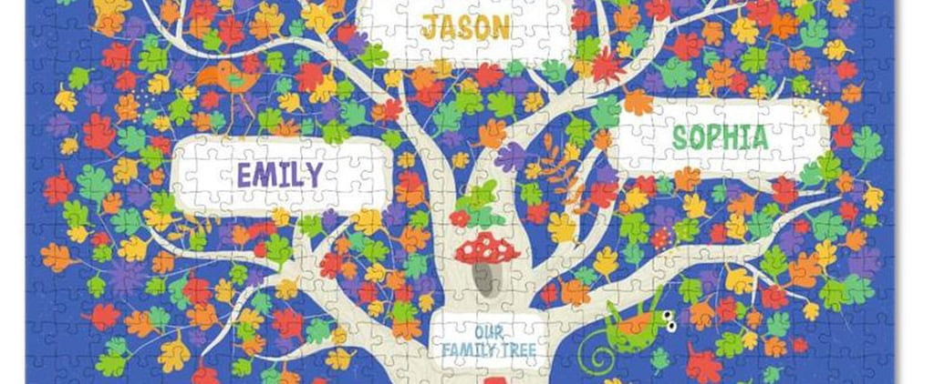 Personalized Family Tree Puzzle Gift From Etsy