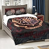 Hogwarts Crest Bedding Set