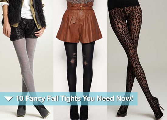 Stylish Fall Tights