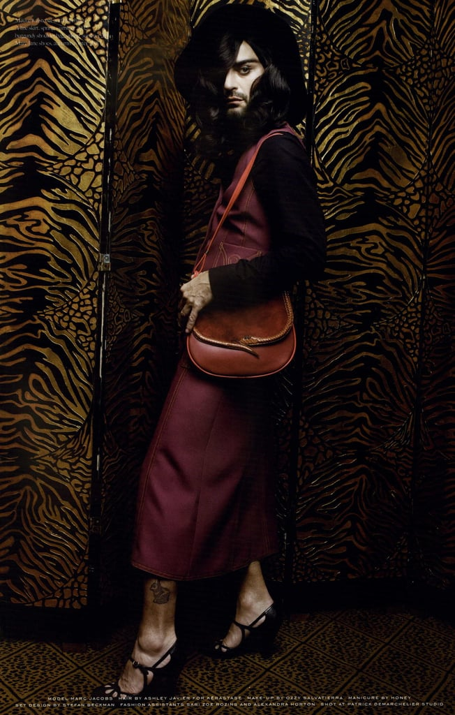 Marc Jacobs's Industrie Drag Editorial Is Now Out in Full