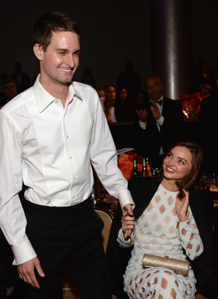 Are Miranda and Evan Set to Wed This Weekend? Let's Observe Their Cutest Pics in Case