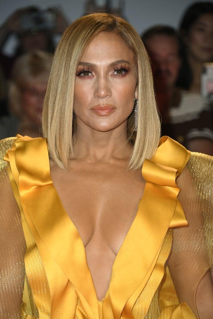 Jennifer Lopez's Blond Hair Color