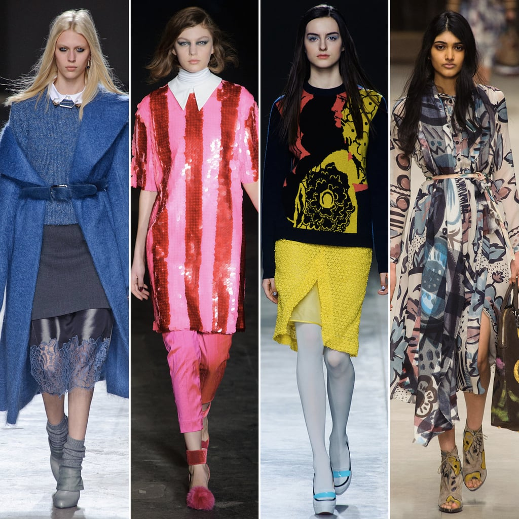 Trends Fall 2014 | London Fashion Week