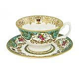 Royal Palace Teacup and Saucer ($56)