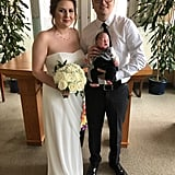 Couple Gets Married in Hospital With Their Preemie Son