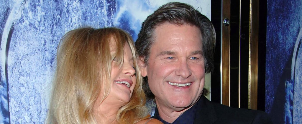 Goldie Hawn and Kurt Russell Got Caught Having Sex by the Cops on Their First Date