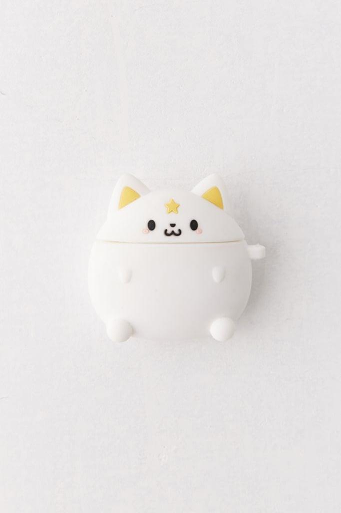Smoko Shiro Cat Airpod Case