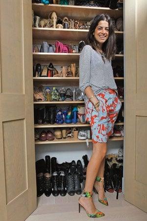 Inside The Man Repeller Leandra Medine's Wardrobe: Snoop her 100 Plus Shoe Collection!