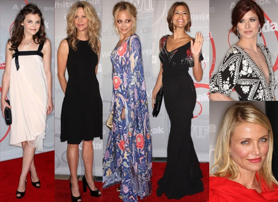 Photos Of Nicole Richie, Meg Ryan, Eva Mendes, Cameron Diaz And More At Women in Film Awards In LA