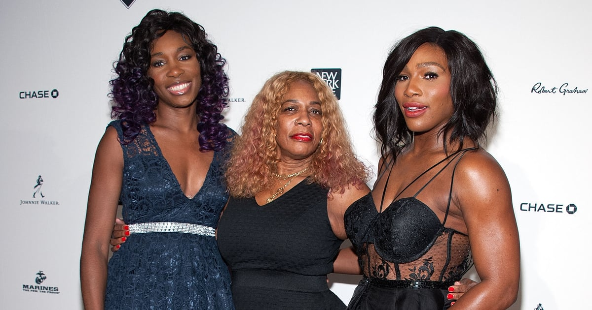 Serena And Venus Williams S Mom Today Show Interview 2019 Popsugar Family