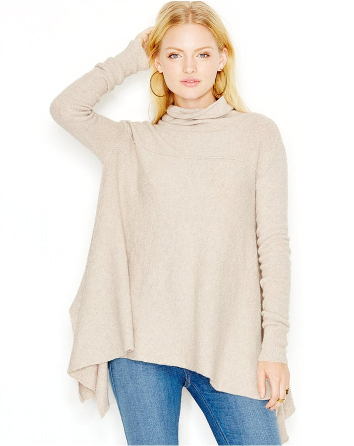 Free People Long-Sleeve Turtleneck Sweater ($128)