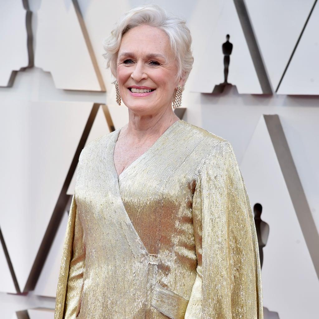 Glenn Close Reacts to Melissa McCarthy at 2019 Oscars