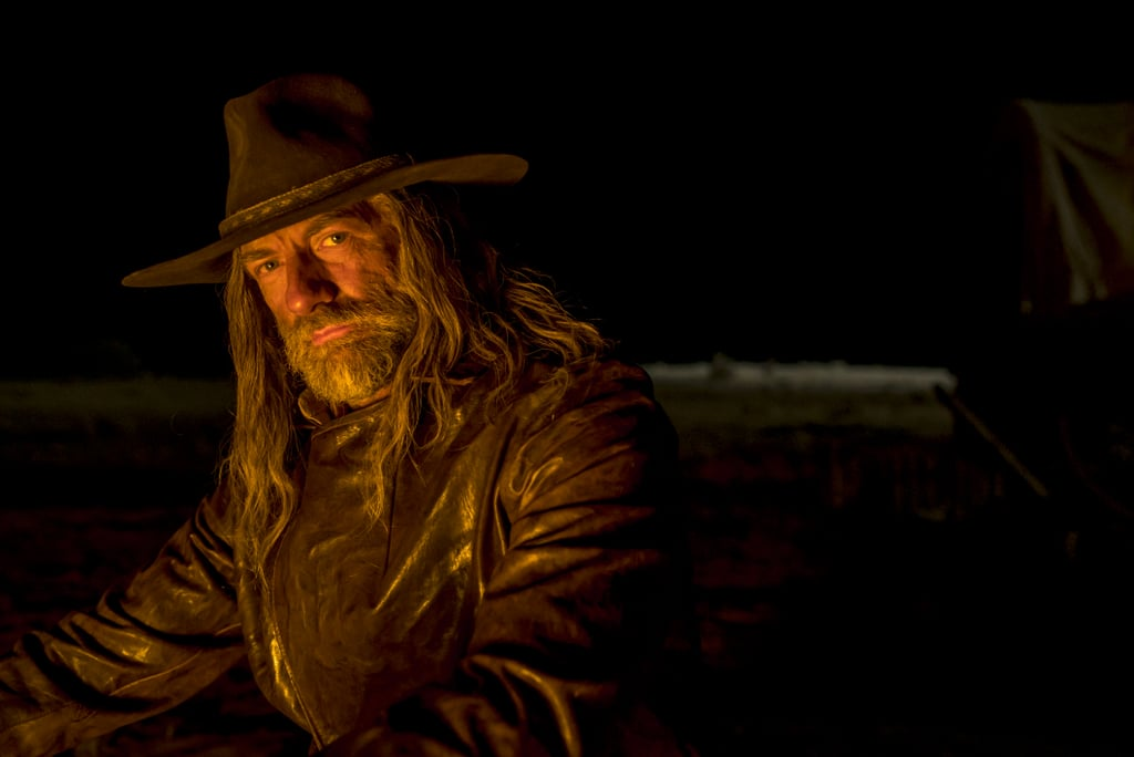 The Cowboy, played by Graham McTavish