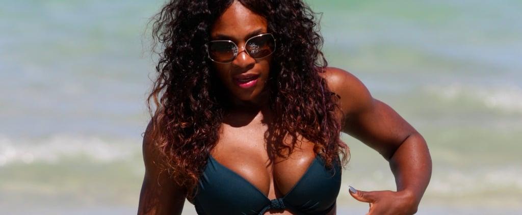 Serena Williams Bikini Pictures | POPSUGAR Celebrity