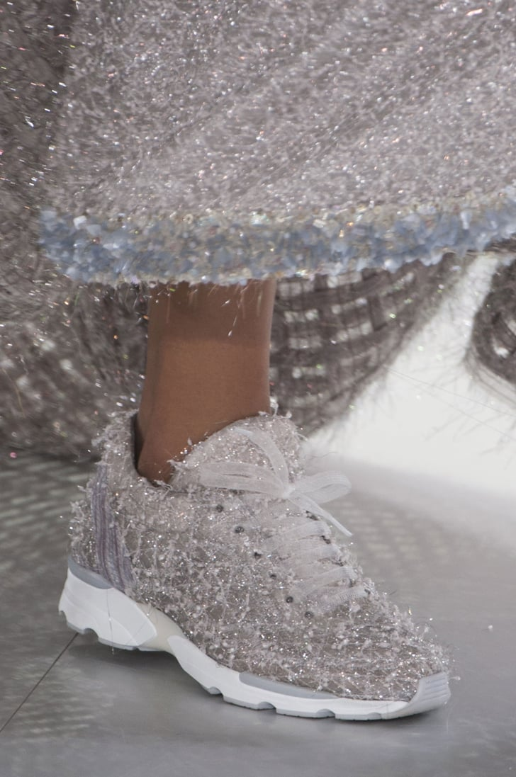 Chanel haute couture spring 2014 sneakers at chanel for Couture vs haute couture