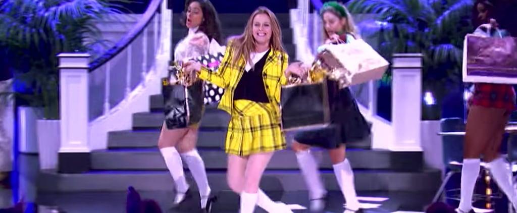 "Alicia Silverstone Performs ""Fancy"" on Lip Sync Battle Video"