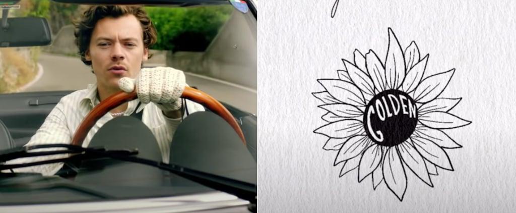 Harry Styles Tattoos on TikTok Inspired by Fine Line Album