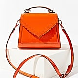 Urban Outfitters Western Mini Trapezoid Bag