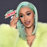 Cardi B s Music Video Nails Are So Hot, You ll Need Sunglasses to Look at Them