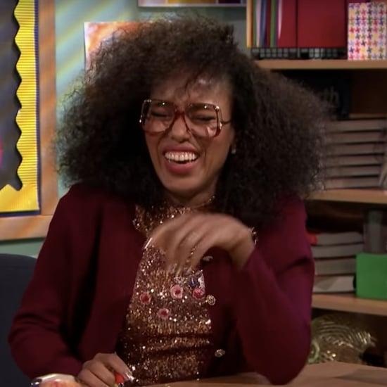 Kerry Washington Mad Lib Theater on The Tonight Show 2018