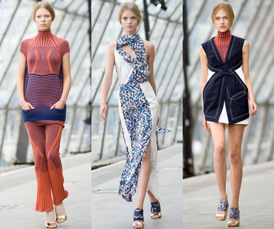 Photos of Peter Pilotto at London Fashion Week for Spring Summer 2011