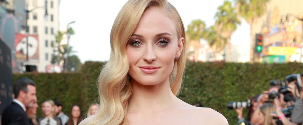 Sophie Turner Talks Alex Morgan's Tea-Sipping Moment