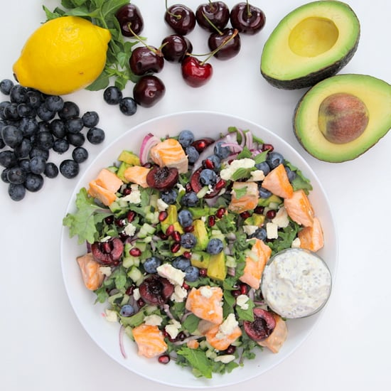 Antioxidant Salad Recipe