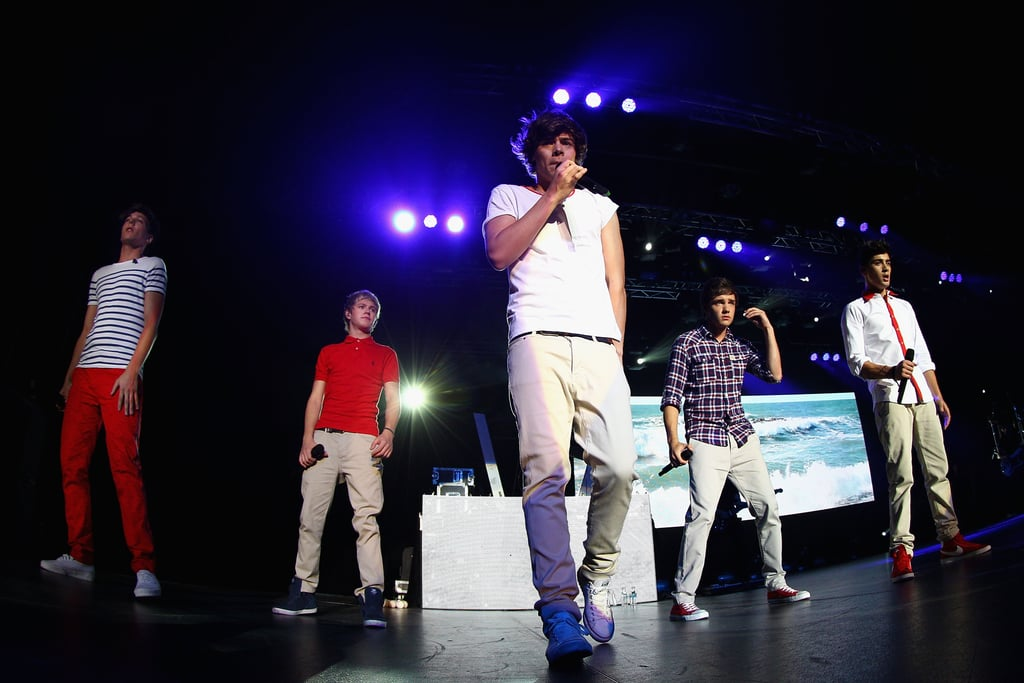 One Direction Sydney Performance