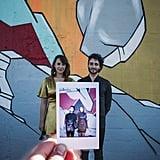 Engagement Photos at Wynwood Walls