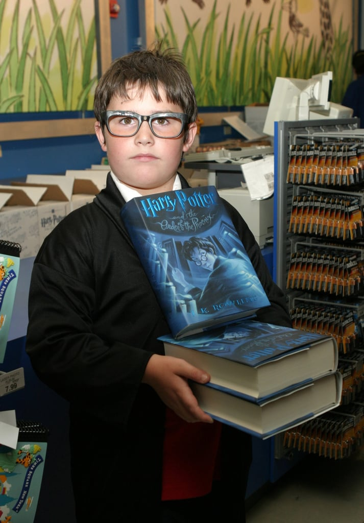 When This Potterheaded Absolutely Needed Three Copies of Harry Potter and the Order of the Phoenix