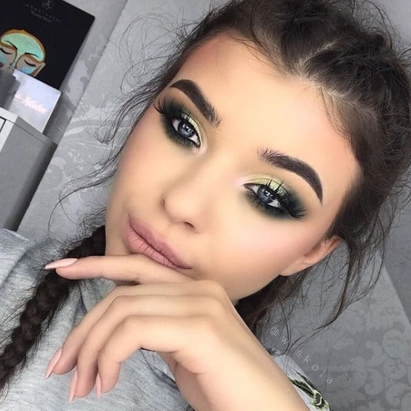 Anastasia Beverly Hills Subculture Palette Makeup Looks