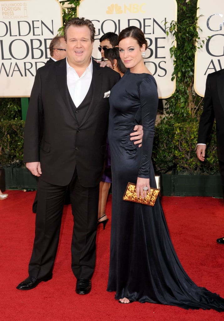 Eric Stonestreet and Catherine Tokarz