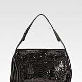 Carlos Falchi Shiny Python Hobo ($1,046, originally $1,495)