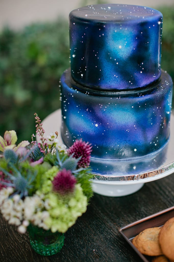 Starry Cake Pop