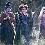 Mary, Winifred, and Sarah Sanderson From Hocus Pocus