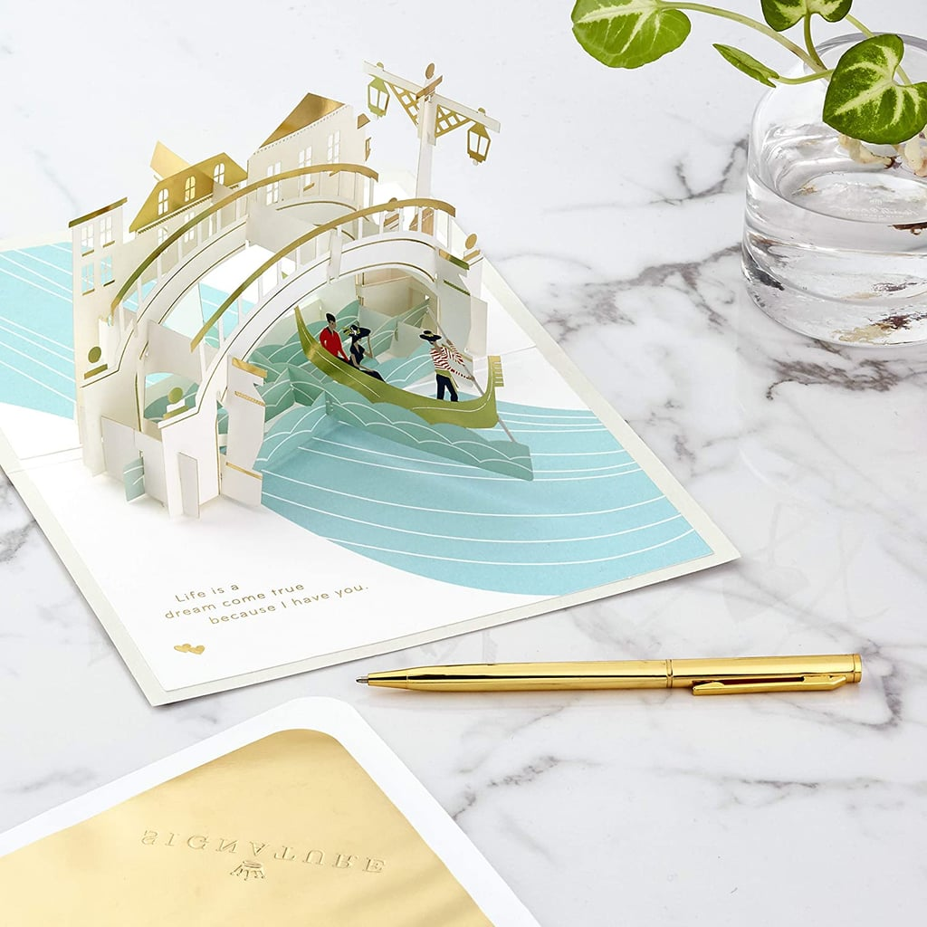 Hallmark Signature Paper Wonder Pop Up Love Card, Because I Have You